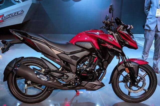 Honda XBlade ABS 2019 voi 5 sac mau moi gia tu 26 trieu Dong - 2