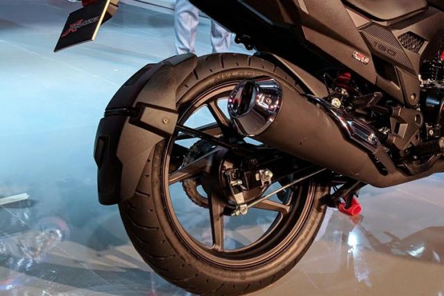 Honda XBlade ABS 2019 voi 5 sac mau moi gia tu 26 trieu Dong - 6