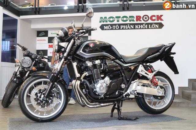 Huyen thoai Honda CB1300 Super Four phien ban ky niem 25 nam cap ben tai Viet Nam - 2