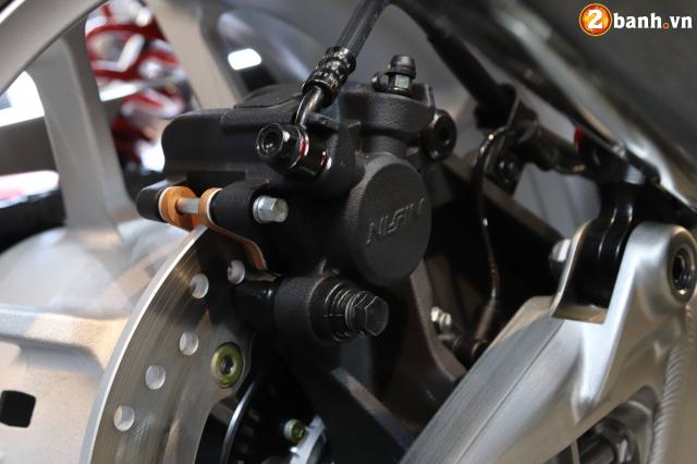 Huyen thoai Honda CB1300 Super Four phien ban ky niem 25 nam cap ben tai Viet Nam - 21