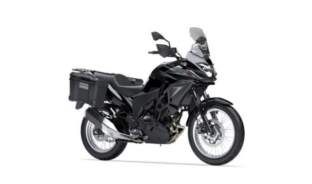 Kawasaki Versys X250 2019 duoc ra mat voi mau sac moi Any Road Any Time - 3