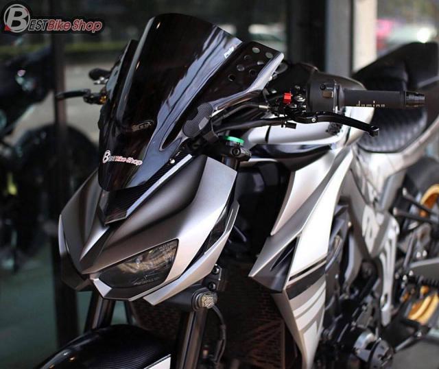 Kawasaki Z1000 nang cap khac biet den tu TT Bigbike Design - 4