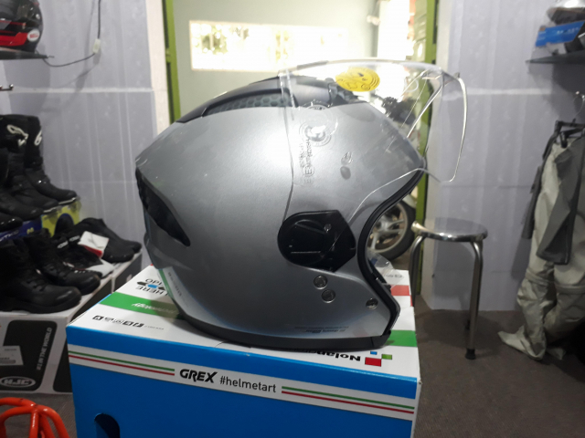 MTstore Nolan Grex Pro 42 - 7
