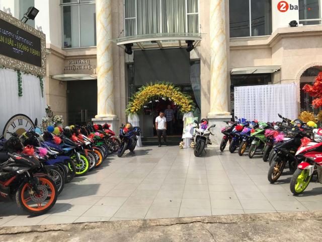 Team Exciter Kien Vang cuop dau voi doi hinh hoanh trang tai Sai Gon - 12
