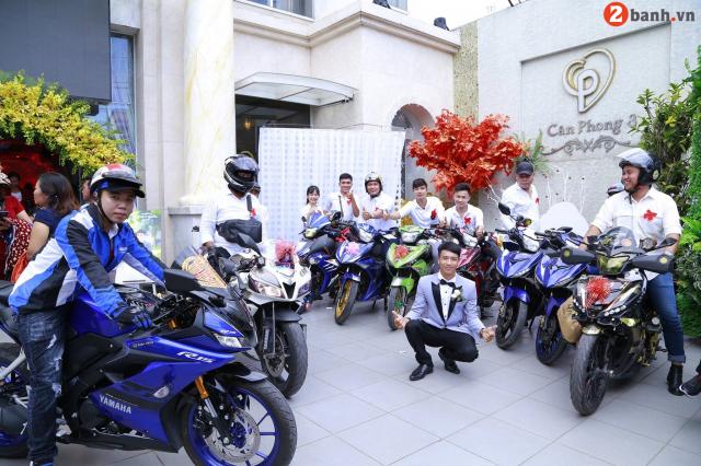 Team Exciter Kien Vang cuop dau voi doi hinh hoanh trang tai Sai Gon - 14