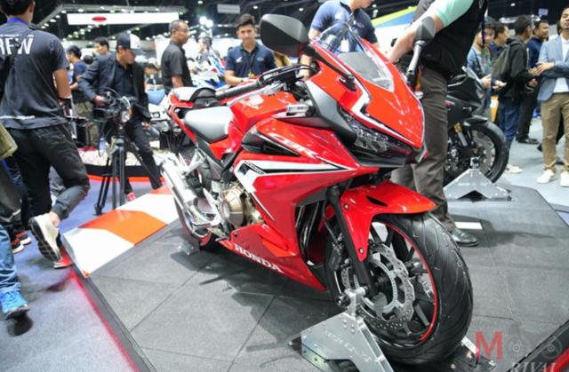 Tong hop 5 diem noi bat cua bo ba Honda 500 Series tai su kien Motor Expo 2018 - 2