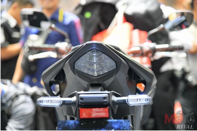 Tong hop 5 diem noi bat cua bo ba Honda 500 Series tai su kien Motor Expo 2018 - 6