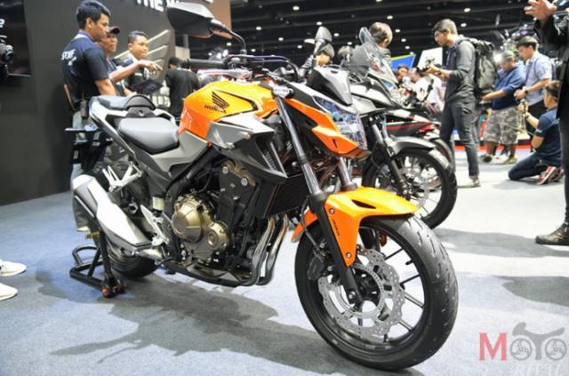 Tong hop 5 diem noi bat cua bo ba Honda 500 Series tai su kien Motor Expo 2018 - 8