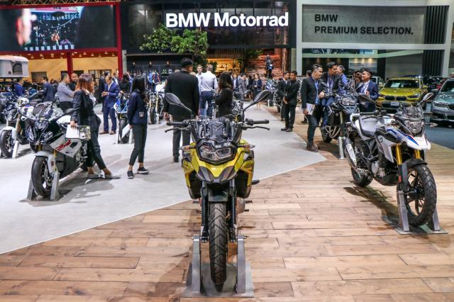 Tong hop hinh anh dep mat tai trien lam Motor Expo 2018 - 5