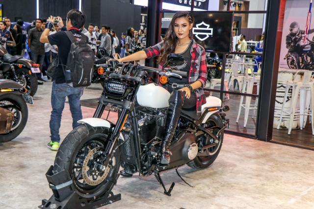 Tong hop hinh anh dep mat tai trien lam Motor Expo 2018 - 19