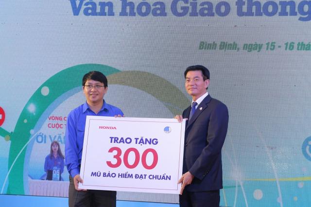 Vong chung ket va le trao giai cuoc thi Thanh nien voi Van hoa giao thong nam 2018 - 9