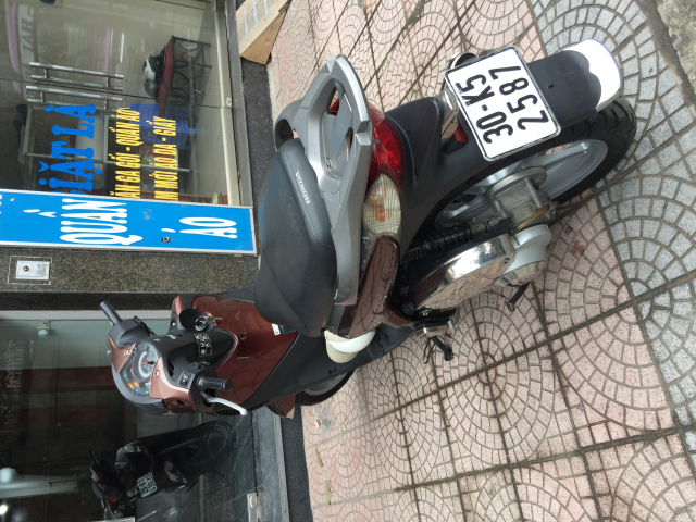 xe SH 150i doi 2010 nhap khau mau man xe chinh chu dang ky 72010 - 2