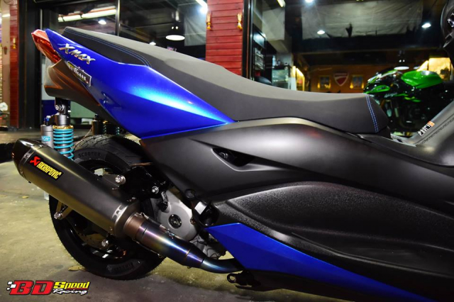 Yamaha XMax300 do nang cap tuyet doi tu BD Speed Racing - 8