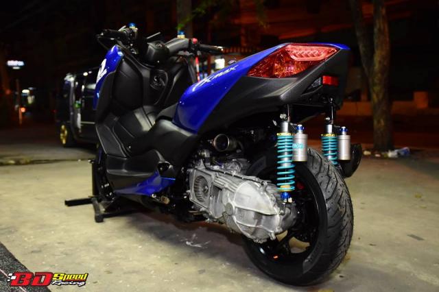 Yamaha XMax300 do nang cap tuyet doi tu BD Speed Racing - 13