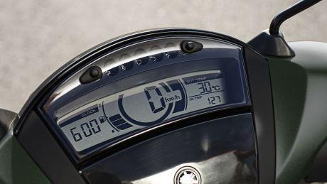 Yamaha Xenter 125 2019 Mau xe SH125i cua Yamaha vua duoc ra mat - 4