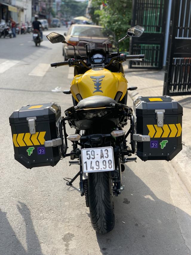 _ Can Ban kawasaki Versys 650cc ABS chia khoa hiss DKLD 2016 mau xam Den odo 7000km HQCN - 3