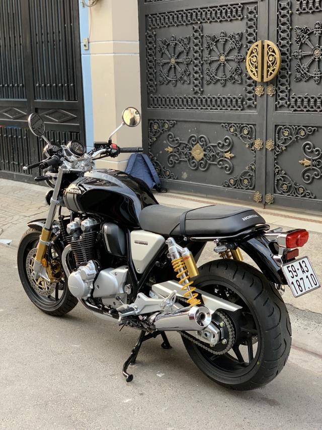 __ Can Ban be HONDA CB1100 RS ABS Date T122018 HQCN chinh chu odo 100km ngay chu dung ban - 9