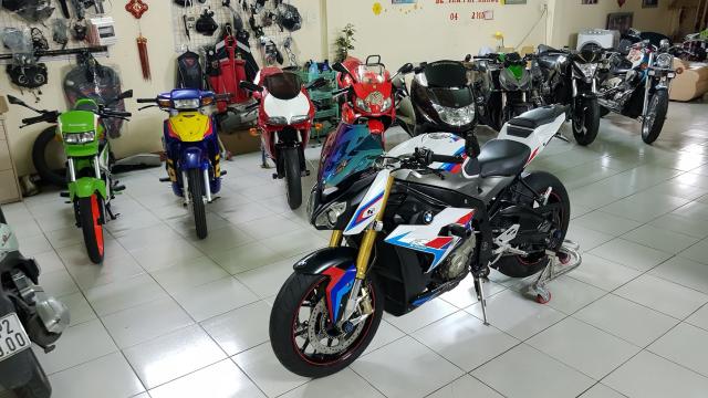 Ban BMW S1000R2015DucHQCNSaigon so VIPABSPhuot DienQuickShip - 9