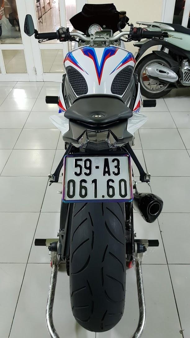 Ban BMW S1000R2015DucHQCNSaigon so VIPABSPhuot DienQuickShip - 11