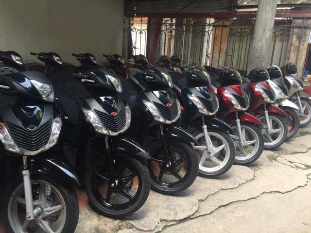 Ban cac dong SH 150i nhap khau toan quoc - 2