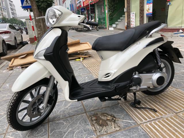 Ban gap Liberty125ie VN Trang bien so 29B chinh chu pho 22500trieu it su dung chinh chu cua gia di