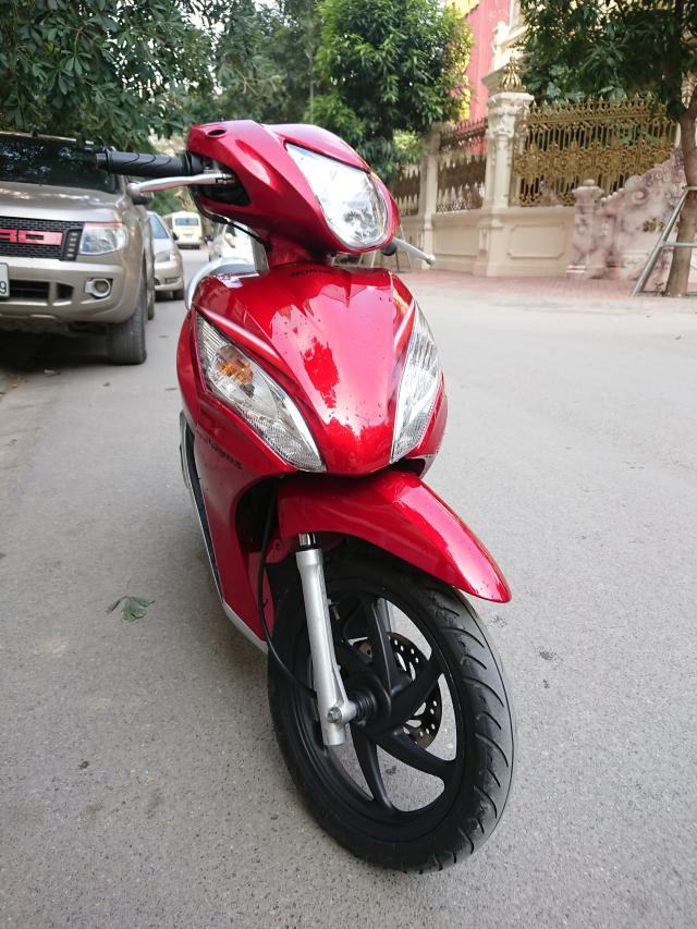 Ban Honda Vision 2013 chinh chu HN su dung con rat moi - 2