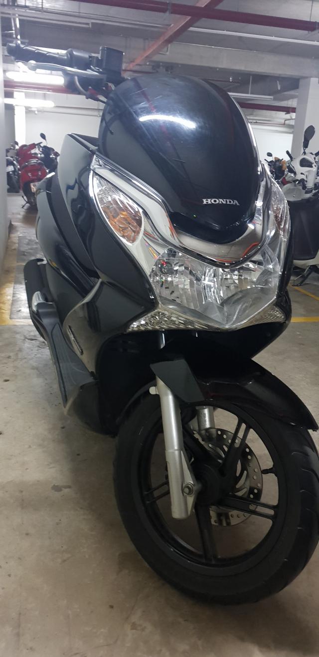 Ban PCX 2011 full Black may Thai - 6