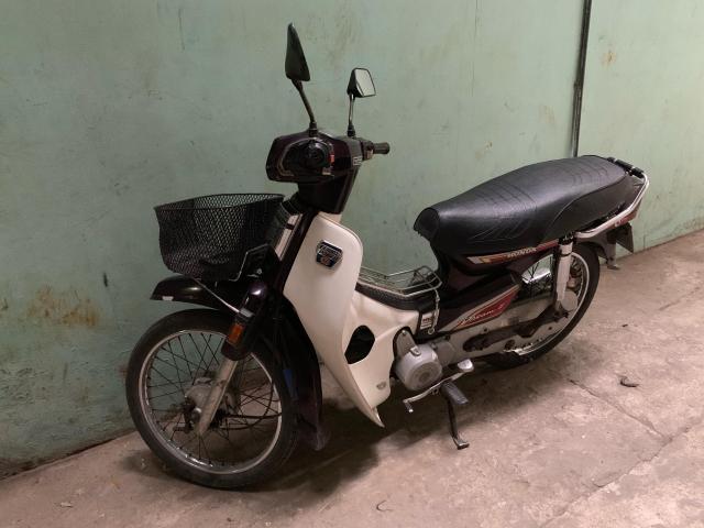 Ban xe Honda Dream 1997 chinh chu - 3