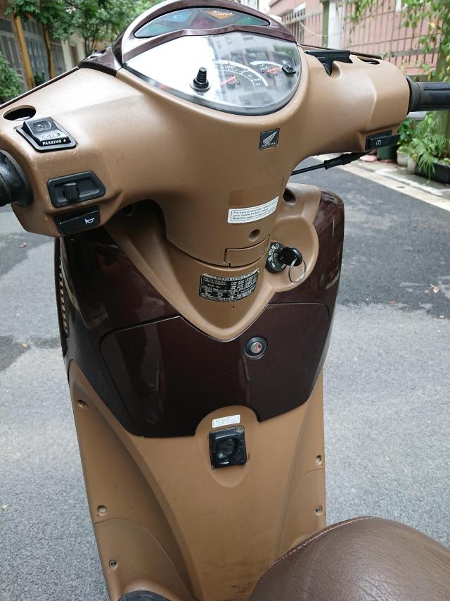 ban xe Honda Sh 150i nau cafe dung doi 2009 may nguyen thuy 72tr - 2