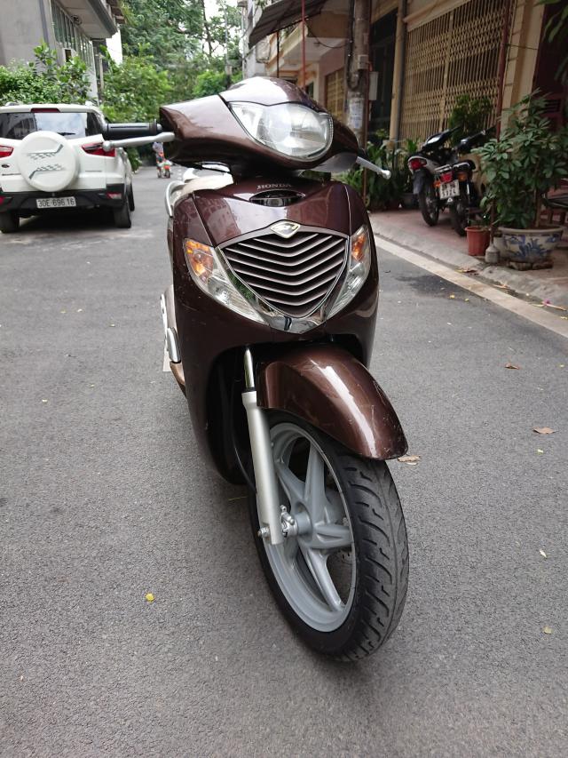 ban xe Honda Sh 150i nau cafe dung doi 2009 may nguyen thuy 72tr - 3
