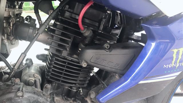 Ban Yamaha FZ 150 2011 Hang nhap khau - 5