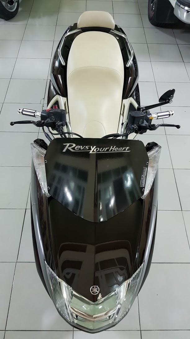 Ban Yamaha Maxam CP250Phi thuyen tren canHQCNSaigon52015 - 4