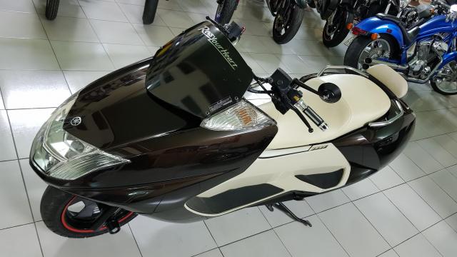 Ban Yamaha Maxam CP250Phi thuyen tren canHQCNSaigon52015 - 8