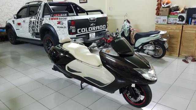 Ban Yamaha Maxam CP250Phi thuyen tren canHQCNSaigon52015 - 9