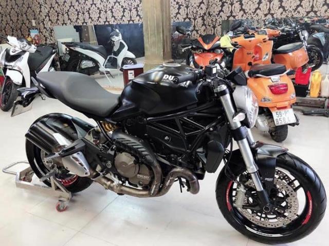 Can ban Ducati monter 821 den dang ky dau 2016HQCNsang ten uy quyen tuy thich