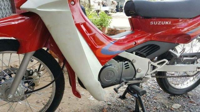 Can ban xe suzuki rgv120cc - 4