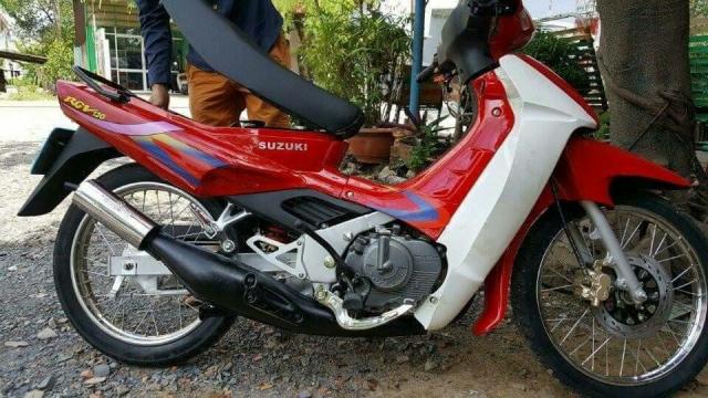 Can ban xe suzuki rgv120cc - 5