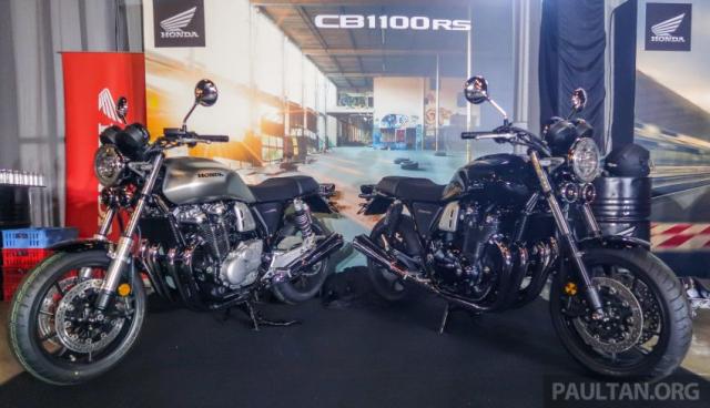 Can canh Honda CBR1000RR SP CB1100RS duoc ra mat thi truong Malaysia voi gia re hon tai Viet Nam - 5