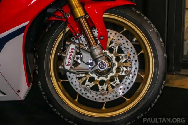 Can canh Honda CBR1000RR SP CB1100RS duoc ra mat thi truong Malaysia voi gia re hon tai Viet Nam - 14