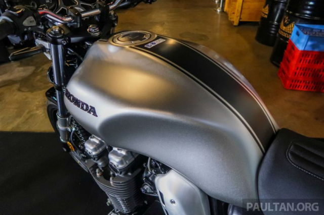 Can canh Honda CBR1000RR SP CB1100RS duoc ra mat thi truong Malaysia voi gia re hon tai Viet Nam - 24
