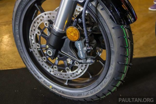 Can canh Honda CBR1000RR SP CB1100RS duoc ra mat thi truong Malaysia voi gia re hon tai Viet Nam - 28