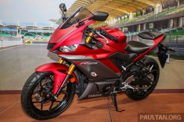 Can canh Yamaha R25 2019 vua chinh thuc ra mat tai Malaysia - 4