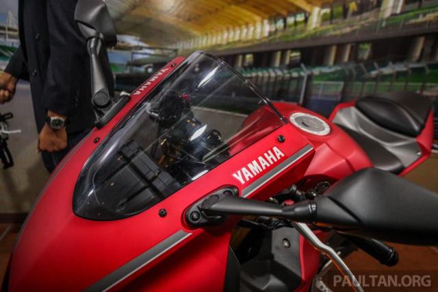 Can canh Yamaha R25 2019 vua chinh thuc ra mat tai Malaysia - 10