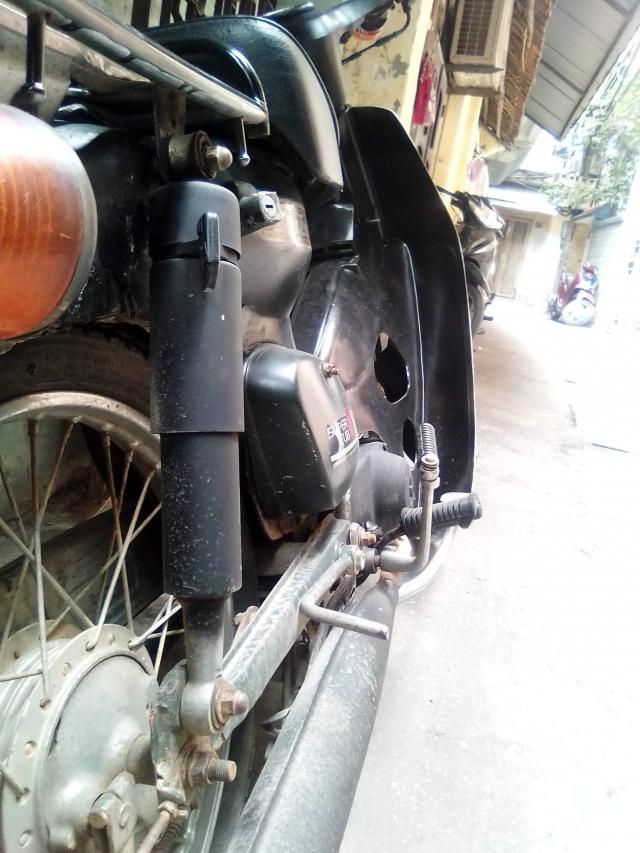 Can tien gap nen ban honda cub 81 50cc may nhat zin - 3