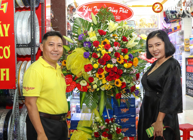 Cong ty TNHH SX TM Quy Cuong MC Racing to chuc buoi tiec tat nien 2018 - 6