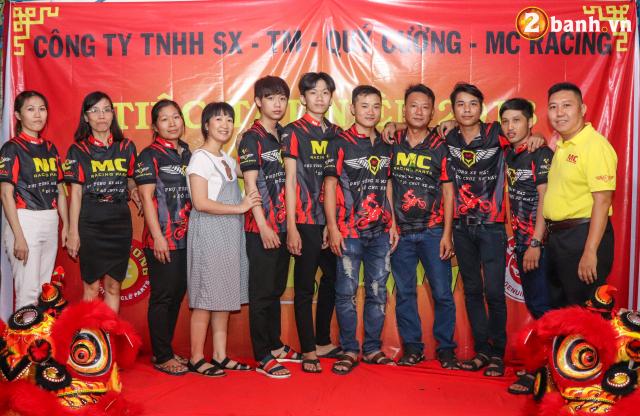 Cong ty TNHH SX TM Quy Cuong MC Racing to chuc buoi tiec tat nien 2018 - 15