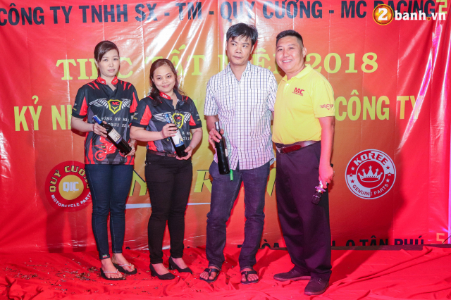 Cong ty TNHH SX TM Quy Cuong MC Racing to chuc buoi tiec tat nien 2018 - 32