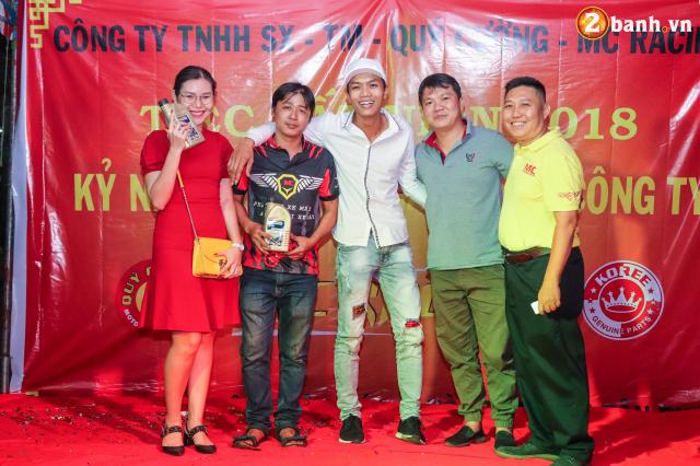 Cong ty TNHH SX TM Quy Cuong MC Racing to chuc buoi tiec tat nien 2018 - 33