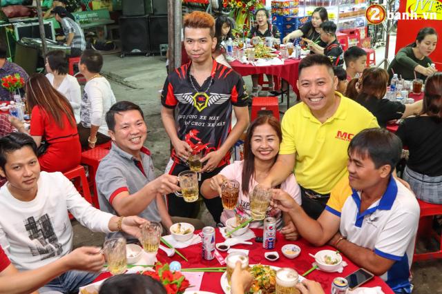 Cong ty TNHH SX TM Quy Cuong MC Racing to chuc buoi tiec tat nien 2018 - 43