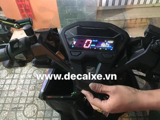 Do choi trang tri xe vario click thai 2018 - 47